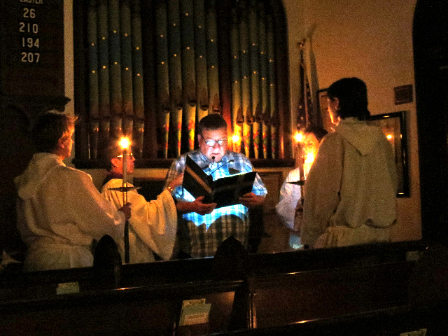Easter Vigil dark 2