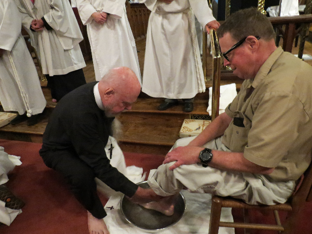 Foot Washing 18