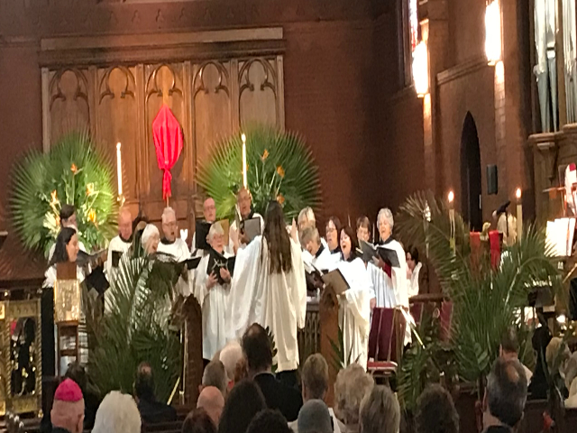 Palm Sunday Choir 18